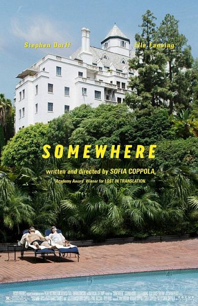 Somewhere, movie, poster