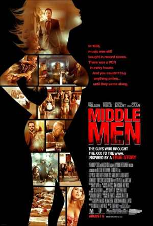 Middle Men, movie, poster