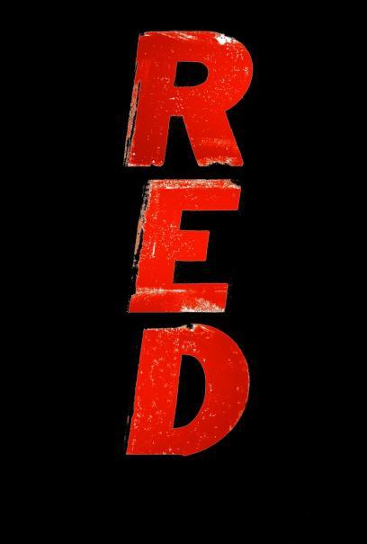Red, Movie, poster, Bruce Willis