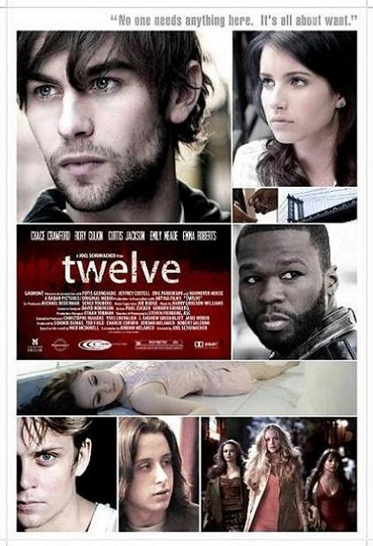 Twelve, movie, poster, new