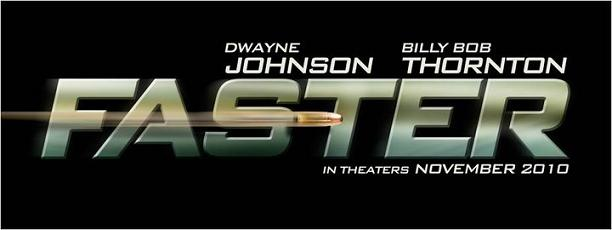 Faster, movie, poster, image