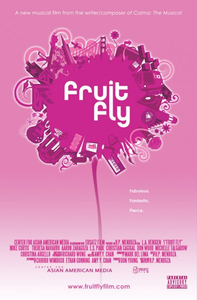 Fruit Fly Movie, movie, poster