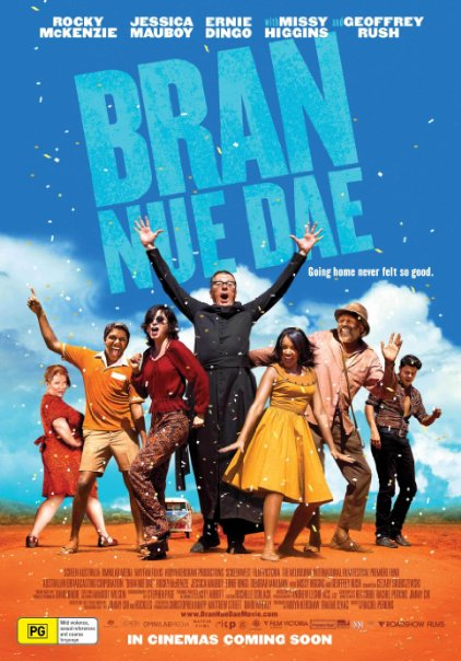 Bran Nue Dae, movie, poster