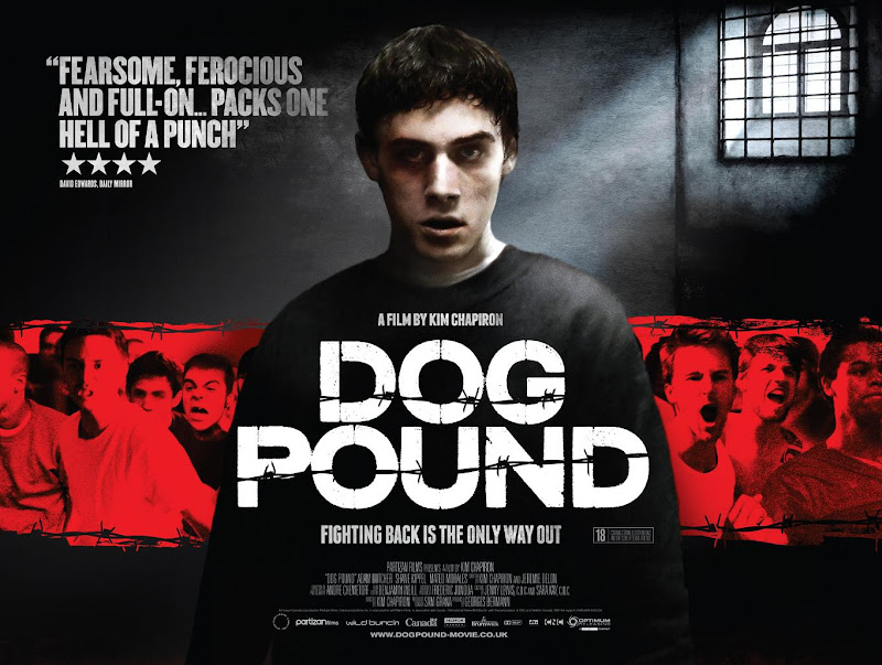 Dog Pound, movie, poster