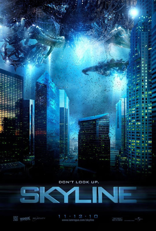 Skyline, movie, poster