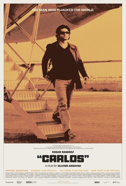 Carlos, movie, poster