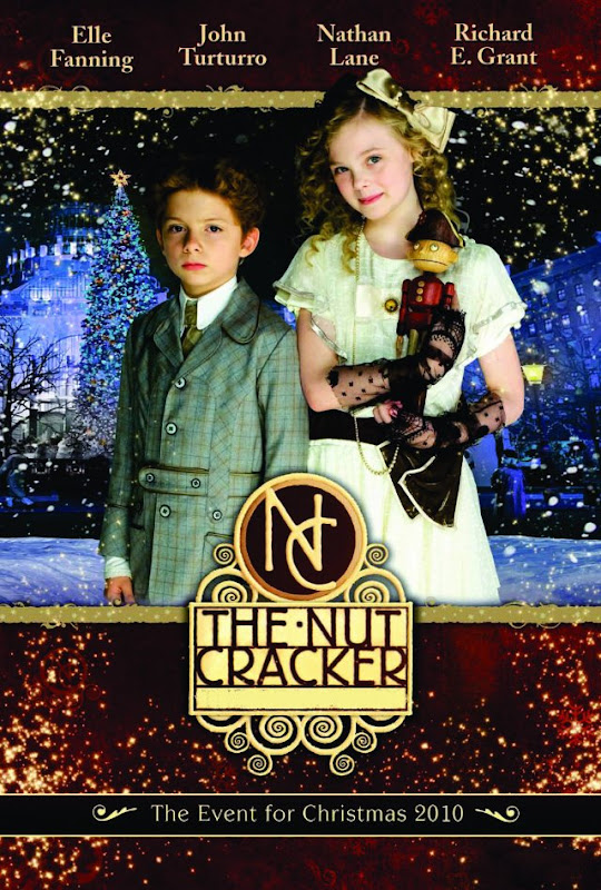 Nutcracker, movie, poster