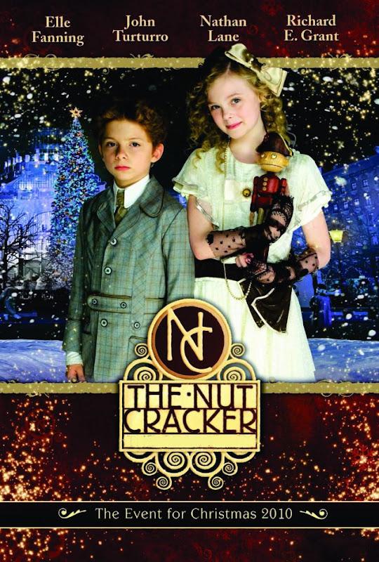 Nutcracker, movie, poster