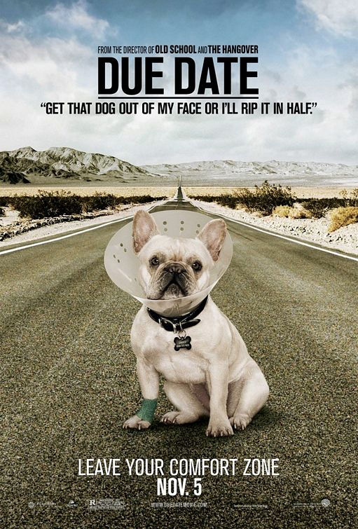 Due Date, movie, poster