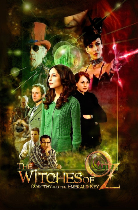 The Witches of Oz 3D, New,  Movie, Poster