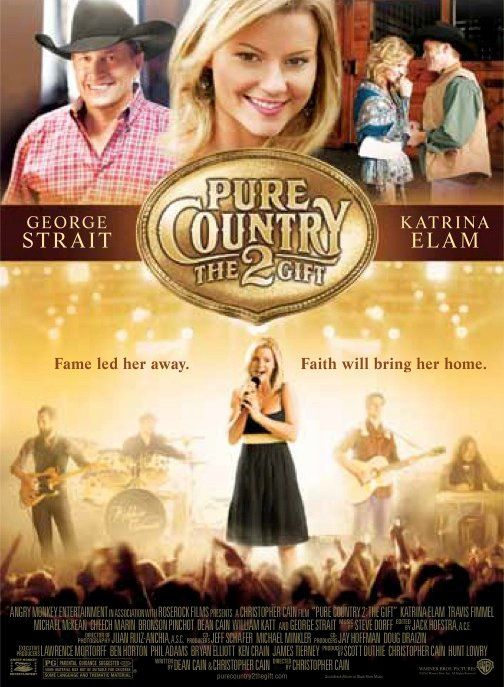 Pure Country 2 The Gift, movie, poster