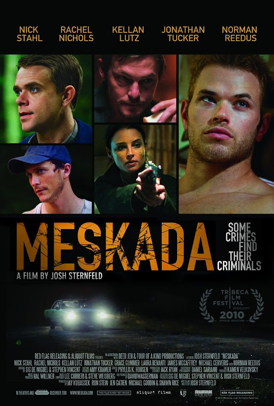 Meskada, movie, poster