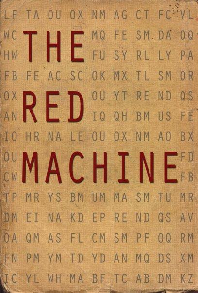 The Red Machine, movie, poster
