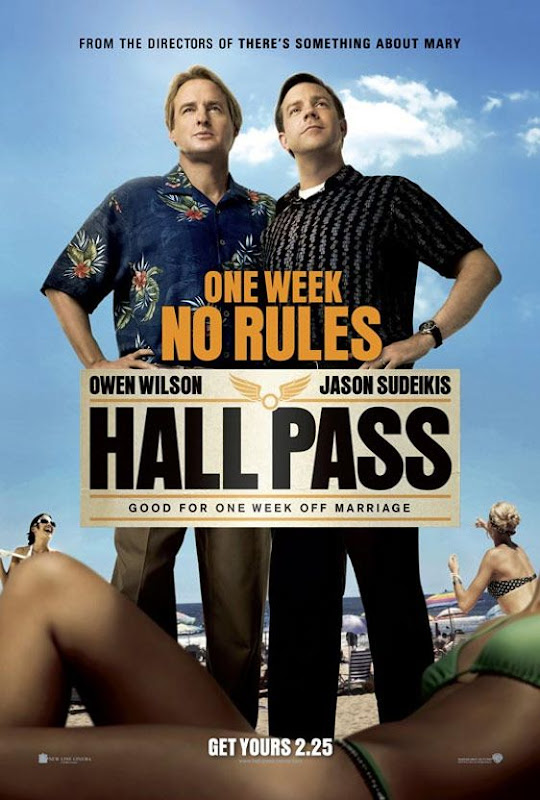 Hall Pass, movie, poster