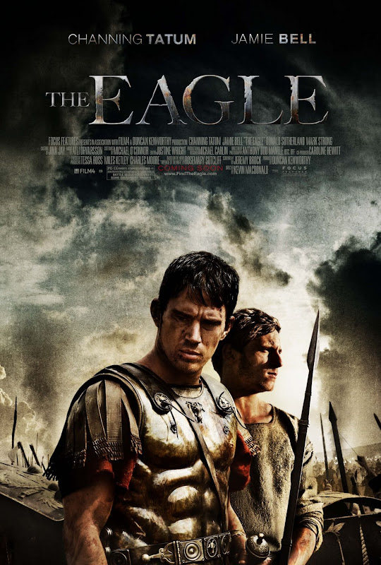 The Eagle, 2011, movie, image, poster
