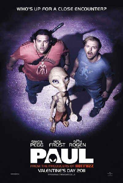Paul, movie, Poster
