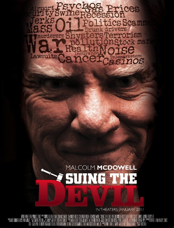 Suing the Devil, movie, poster