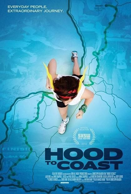 Hood to Coast, movie, poster