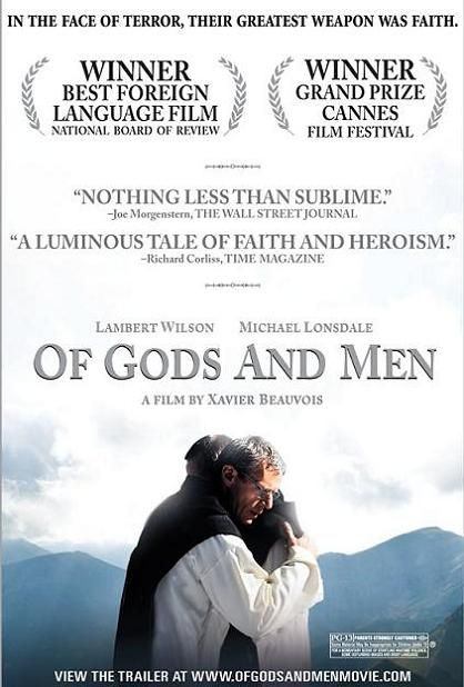 Of Gods And Men, Movie, poster