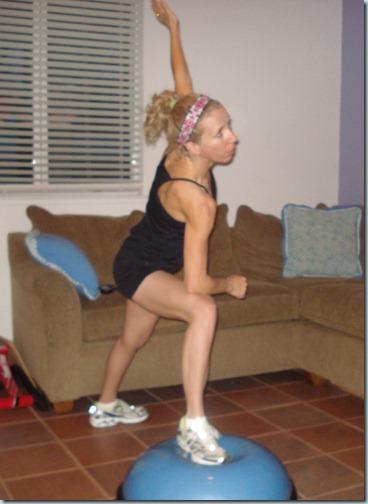 Bosu Workout 005