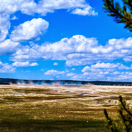 Yellowstone  by Jeremy Solesbee - Landscapes Travel ( picasa, montana, fiona, road, trip, kristen )