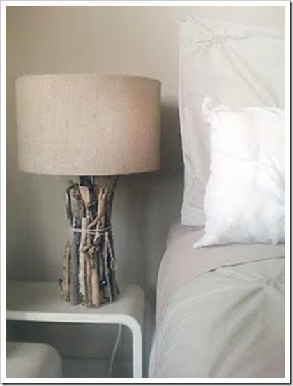 ágacska lámpa