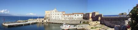 panoramica porto vecchio
