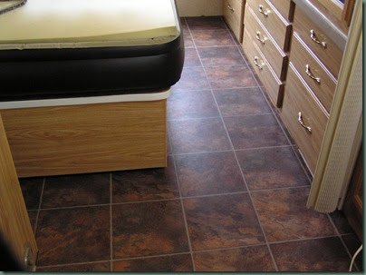 Rv Travels With Karen And Al Allure Flooring Install