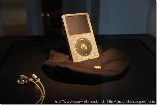 MP3-Player-Diamantenbesetzt
