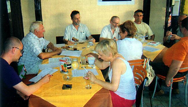 """Sastanak Inicijativnog odbora za osnivanje udruge """"Domek turopolski"""", Velika Gorica 2010."""