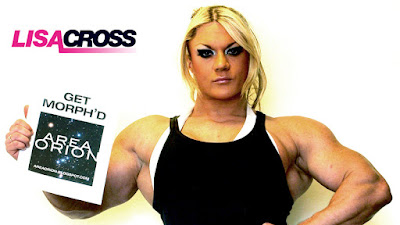 Lisa Cross Get Morph'd