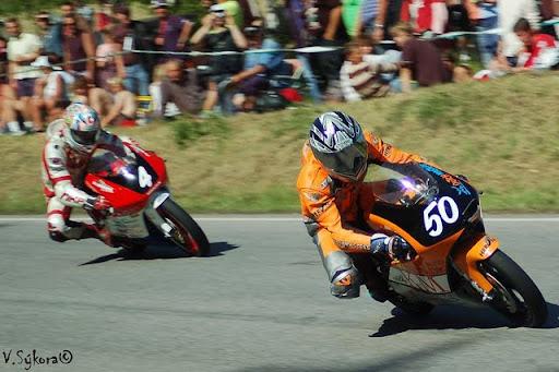 125 ccm Grand Prix #50 a Podlipny #4