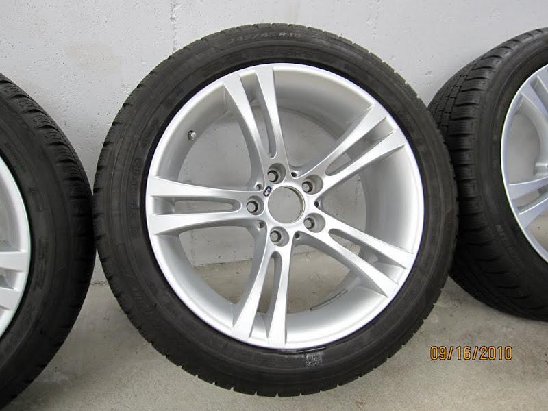 E60 E61 Bmw M5 18 Quot Wheels Amp Winter Tires Style 184 E60