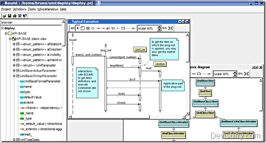 free open source uml toolsumlet      umlet is an open source uml tool   a simple user interface  draw uml diagrams fast  export diagrams to eps  pdf  jpg  svg  and clipboard