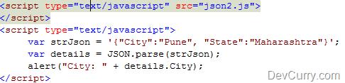 Json2.js script
