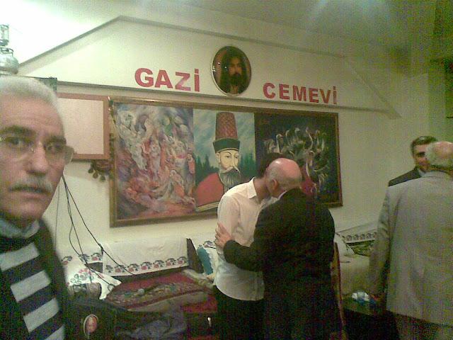 21 Mart Sultan Nevruz Cemi Gazi Cemevinde Yapıldı!  Resmi büyük görmek için lütfen tıklayınız...