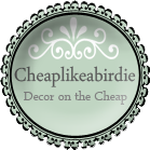 Cheap Like A Birdie button 2
