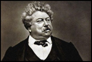 Portret van Alexandre Dumas