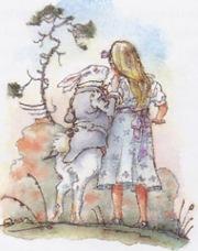 Alice en het witte konijn