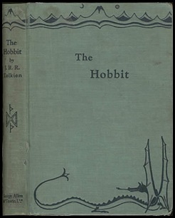 First Edition van The Hobbit!