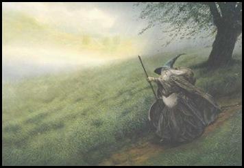 uit de geanimeerde tv-film 'The Hobbit'