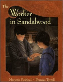 Worker in Sandalwood