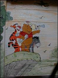 Zijkant Pooh kist