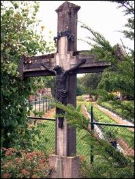Kruisbeeld in Haelen (L)