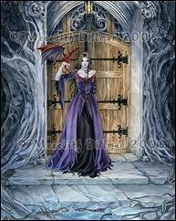 forbidden  doorway