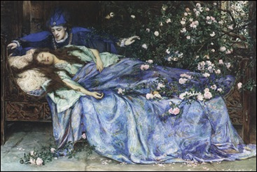 Henry Meynell Rheam ~Sleeping Beauty