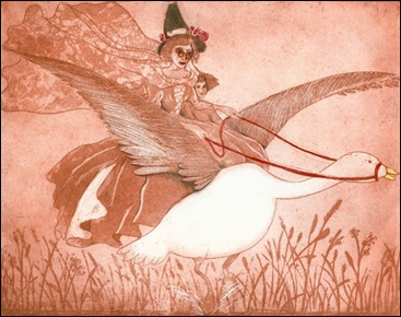 Mother Goose by Jane Daniell