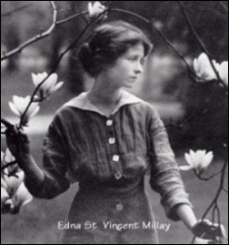 edna millay
