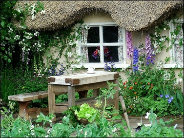 cottage-garden