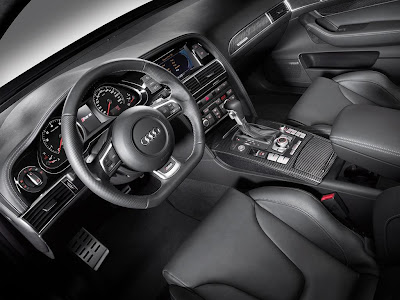 Audi RS6 2009 Interior View